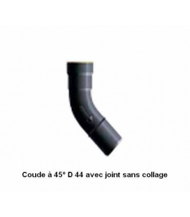 COUDE 45 DIAM 44 A JOINT