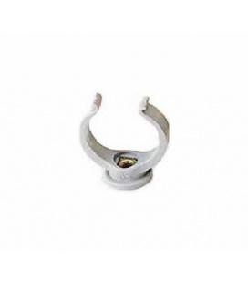Collier clip pour tube D 44 aspiration centralisée Aldes