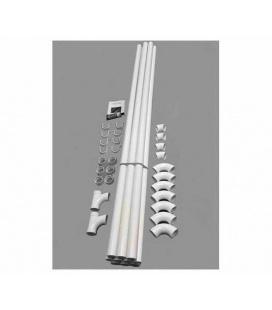KIT RESEAU PVC 54 M D51