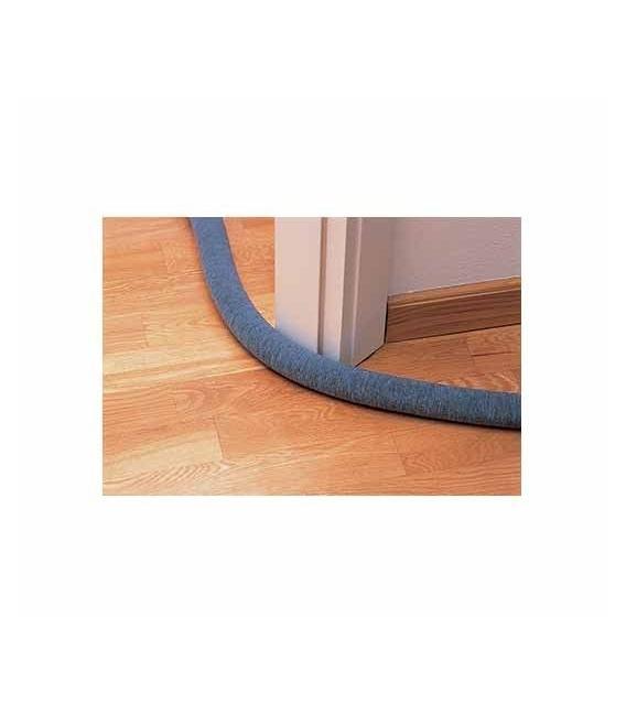 Nettoyage avec un flexible 9 m gainé avec une chaussette Unelvent