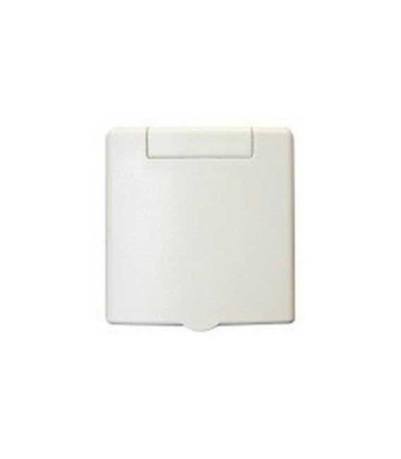 Prise d'aspiration carrée Plastiflex blanche S- VEX