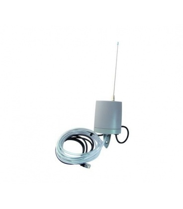 Récepteur radio avec pressostat pour centrale d'aspiration