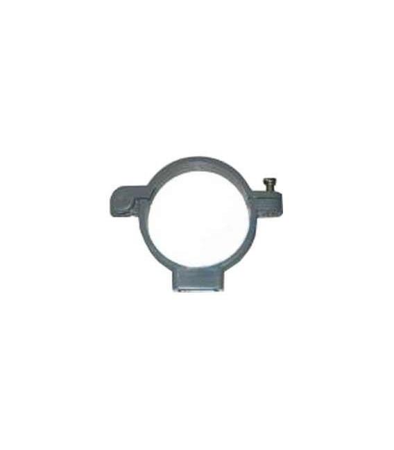 Collier de fixation pour tube d'aspiration centralisée D63 mm