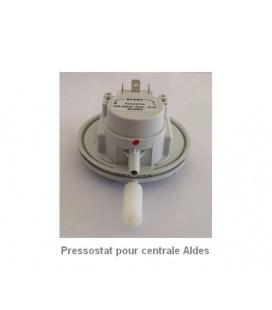 Pressostat centrale aspiration Axpir Aldes