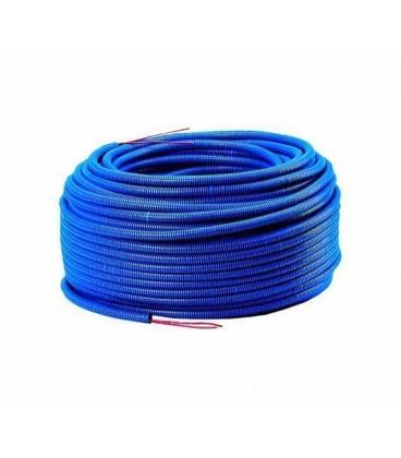 Câble électrique préfilé rouleau 25 m prise aspiration centralisée