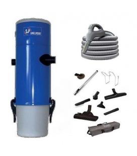 Pack aspirateur centralisé Unelvent SAPHIR 600 N flexible inter