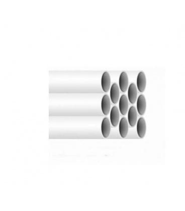 BOTTE 15 M TUBE PVC ASPIRATION D51 EN BARRES DE 1.15 M