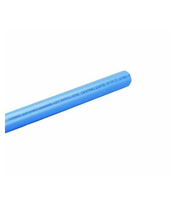 Tube aspiration centralisée PVC diamètre 40 mm - barre de 1 m