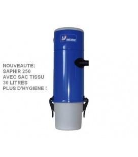 Aspirateur centralisé Saphir 250 SAC d'UNELVENT - S&P