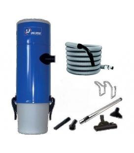 Pack aspirateur centralisé S et P Unelvent SAPHIR 250 N