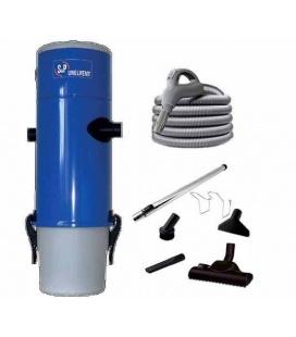 Pack aspirateur centralisé Unelvent SAPHIR 350 N flexible inter