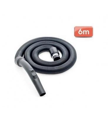 Flexible pour aspirateur centralisé extensible de 1.80 à 6 m