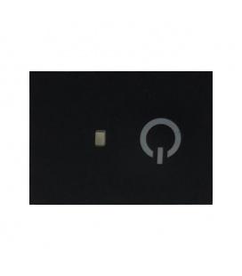Interrupteur centrale Beam Mundo - Serenity - Platinium