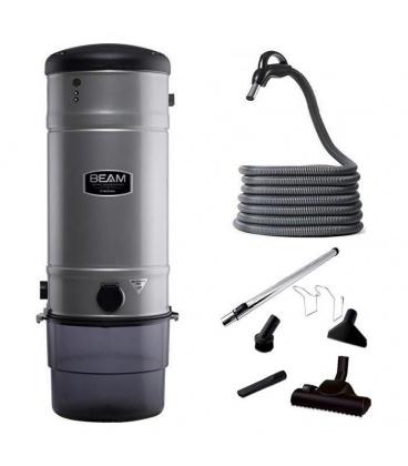 Kit aspirateur centralisé BEAM Platinum SC3500 Ultra flexible 10 M inter on/off
