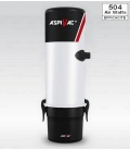 Centrale aspiration Aspivac 210 - efficacité 504 Air Watts
