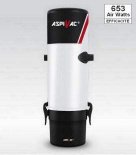 Aspirateur centralisé ASPIVAC 310 - efficacité 653 Airwatts