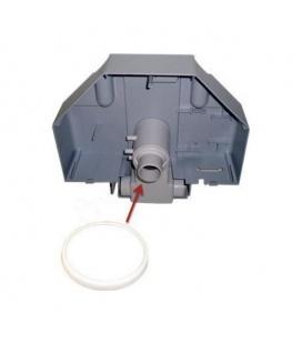 Détail du joint d'alimentation du couvercle d'aspirateur AXPIR
