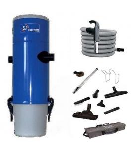 Pack aspirateur centralisé S et P Unelvent SAPHIR 600 N