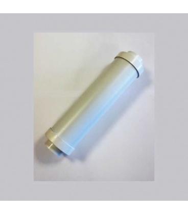 Silencieux D51 pour rejet d'air centrale d'aspiration