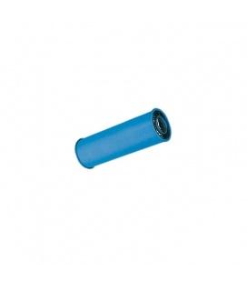 Silencieux en D50 mm pour rejet centrale d'aspiration