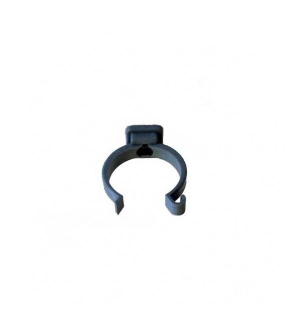 Collier clip pour tube PVC en diamètre 50 ou 51 mm