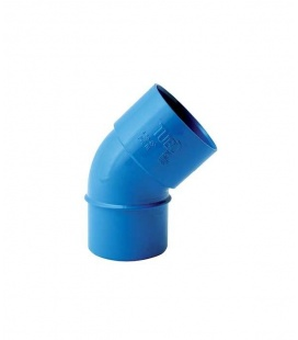 COUDE 45 PVC DIAM 50 MF