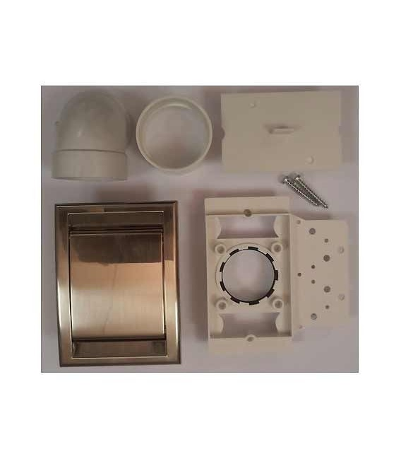 Kit prise Eco inox D51