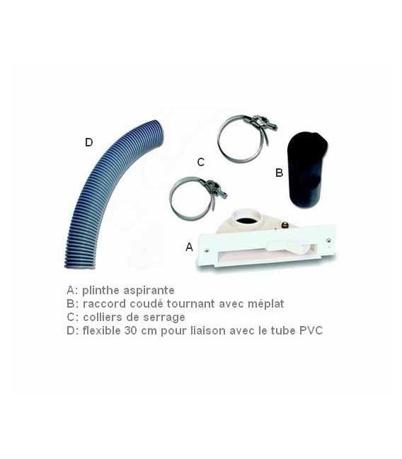 Kit plinthe blanche