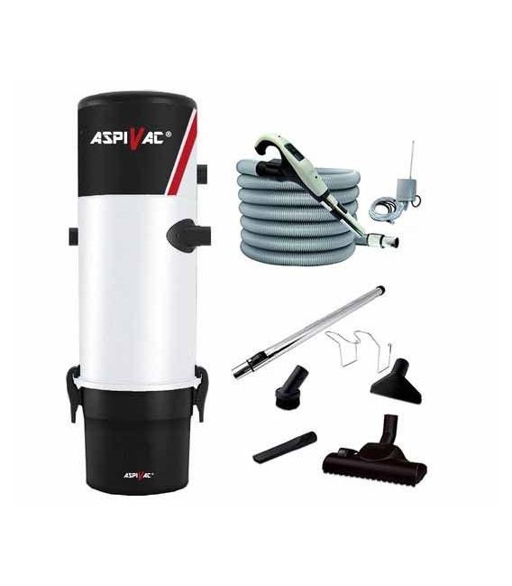 Pack centrale Apivac 310 flexible radio + set Ambiance