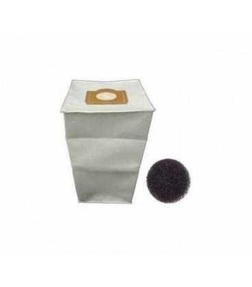 Sac filtre 12 litres centrale Aldes Compact - Axpir Compact - Smaller